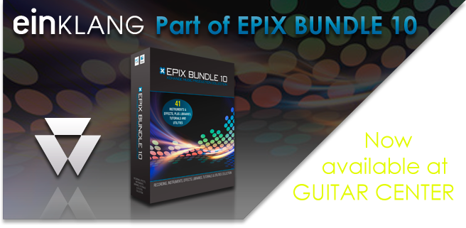 EINKLANG PART OF EPIX BUNDLE